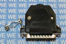 Sub-D-Haube Gehäuse für 50pol-D 78pol-HD Kunststoff metallisiert Hood shielded