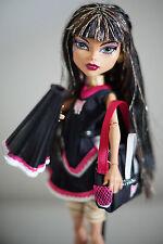Monster High CLEO DE NILE Ghoul Spirit Puppe wie neu 2011