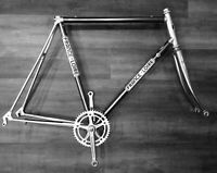 58cm Vintage Vitus 979 Aluminum frame with Campagnolo components, 7.2 Ibs !