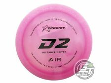 New Prodigy Discs Air D2 157g Pink Black Stamp Distance Driver Golf Disc