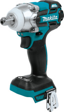 "Makita XWT11Z 18V LXT® Brushless Cordless 3‑Speed 1/2"" Impact Wrench, Tool Only"