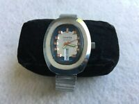 Swiss Made Roventa Vintage Mechanical 25 Jewels Incabloc Automatic Men's Watch