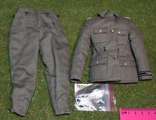 DRAGON DREAMS DID 1/6 SCALE WW II GERMAN BALDRIC TUNIC & TROUSERS