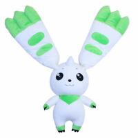 18''  Terriermon Japanese Anime Digimon Plush Stuffed Doll Toy Kids Gift New