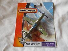 Modelo de avión Matchbox Mbx Skyfire
