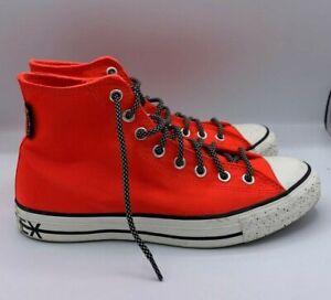 Chuck Taylor All Star High GoreTex Sneakers - Men's Size 7.5 - Women's Size 9.5