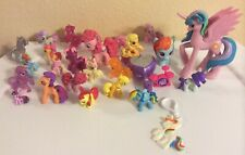 "my little pony Lot Of 24 Hasbro 1""-6"""