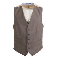 BRUNO SAINT HILAIRE Waistcoat Grey Wool Blend Size 48 / 38R RRP £95 BW 853