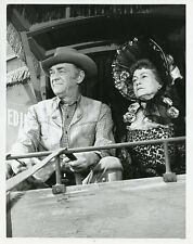 THELMA RITTER JOHN MCINTIRE PORTRAIT WAGON TRAIN ORIGINAL 1962 ABC TV PHOTO