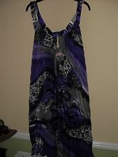 Polyester Empire line Floral Petite Dresses for Women