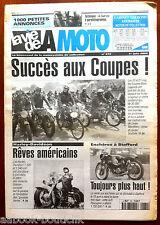 LVM - La Vie de la Moto n° 272 de 2000; LA fourche à parallélogramme/ Harley Dav