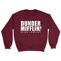 Dunder Mifflin Paper Co Unisex Sweatshirt,The Office Sweatshirt Dwight Schrute