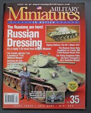 Military Miniatures in Review No. 35 Pre Owned!