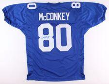Phil McConkey Signed New York  Jersey (JSA Hologram) Super Bowl XXI Hero