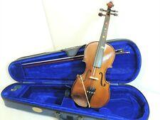 VIOLIN Case & Junior Violin By STRINGS- Good Condition - Thames Hospice