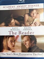 The Reader (Blu-ray Disc, 2009, Blu-Ray) With Kate Winslet, Excellent Condition