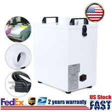 Air Fume Extractor Filter Smoke Purifier Pure For Cnc Laser Engraving Machine