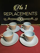 Stoneware 1960-1979 Poole Pottery Tableware Cups & Saucers