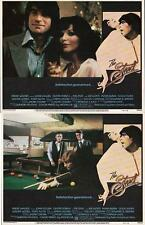 "JOAN COLLINS - OLIVER TOBIAS - Orig American 11"" x 14""  Lobby Set THE STUD 1977"