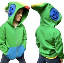 Hoodie, LEON Boys Sweatshirt, CROW Boys Sweatshirt for Game Fans