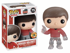 Funko Exclusive Pop Howard Wolowitz Comic Con 2013 The Big Bang Theory 75 New