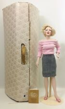 The Franklin Mint Marilyn Monroe Sweater Girl Porcelain Collector Doll