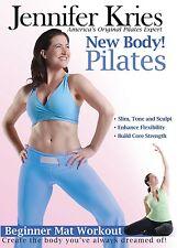 Jennifer Kries - New Body Pilates Exercise Video On DVD