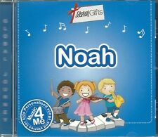 PERSONALISED SONGS AND STORIES FOR KIDS CD - NOAH