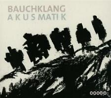 Bauchklang/Akusmatik (Digipak) 2013 Austria neu u. ovp 13-Tr./CD