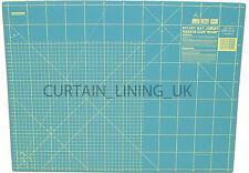 "OLFA Cutting Mat 24"" x 18"" Green Professional RM-IC-S"
