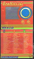 CD GRAFFITI 50 BOX 3 CD CANTANTI ITALIANI ANNI '50 RARO MODUGNO MARTINO PIZZI