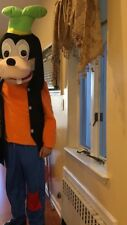 New Goofie/Goofy Adult mascot costume ,Halloween special,this time only!
