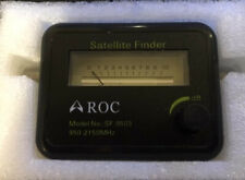 SATELLITE FINDER - ROC SF-9503 SATELLITE SIGNAL METER KIT (NEW)