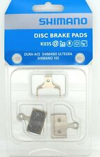 SHIMANO K03S Road Bike Resin Disc Brake Pads for BR- R9170/RS805/RS505 As K02S