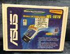 ASUS Wireless Lan Cardbus Adapter WL-107G NEW Sealed