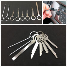 8Pcs/Set Car Vehicle Radio Stereo Sound Audio GPS Part Release Removal Keys Tool