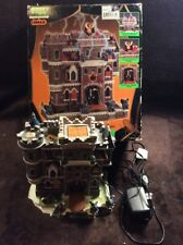 Lemax Spooky Town Porcelain Lighted House