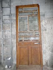 portes chêne