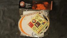 OLD SCHOOL BMX MONGOOSE NUMBER PLATE MAURICE STICKERS AND NUMBERS VINTAGE RARE