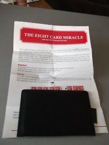 The Eight Card Miracle