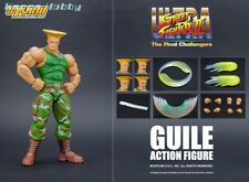 Storm Collectibles 1/12 Action Figure - Street Fighter: Guile [PRE-ORDER]