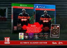 & Friday The 13th Ultimate Slasher Edition Microsoft Xbox One Game