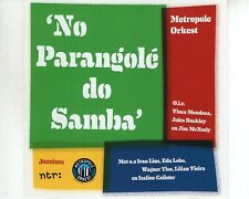 CD METROPOLE ORKEST	no parangole do samba	EX  (A3676)