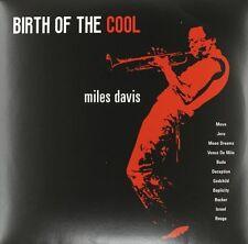 Miles Davis- Birth Of The Cool 180 gram Vinyl lp - New & Sealed