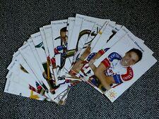 EQUIPE CYCLISTE COFIDIS - cartes collection 2005