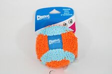 """NEW"" Chuckit! Indoor Ball Dog Fuzzy Soft Fetching Toy"