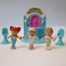 Mini Polly Pocket Mini Ice Cream Fun, alle Püppchen Eis Stand Eisdiele