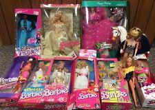 Vintage BARBIE Doll Lot Dance Club/California/Jazzie//Dream Bride/First/Holiday