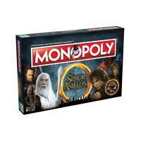 Monopoly L' Signore Dei Anelli - Gioco da Tavolo - Versione in Spagnolo