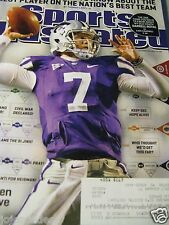 2012 Sports Illustrated Collin Klein Kansas State Best Player / Team-Original SI